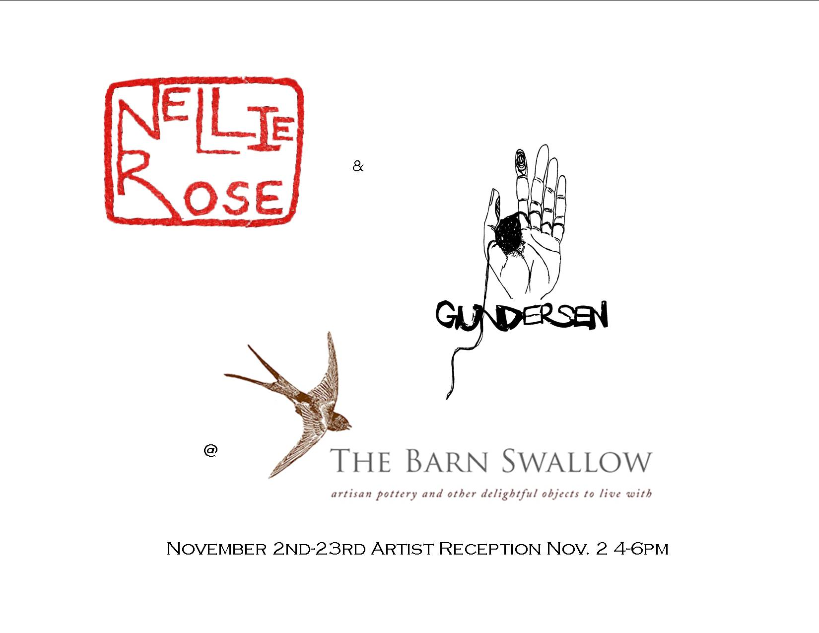 Join us at The Barn Swallow tonight from 4-6!